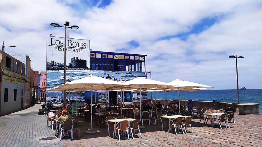 Restaurante Los Botes San Cristobal