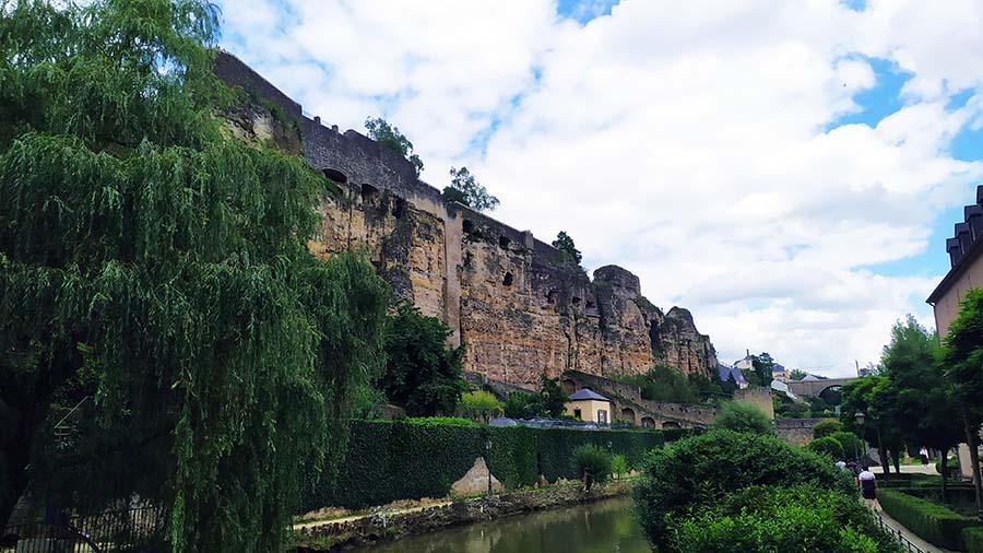 Visitar Casemates Du Block Luxemburgo