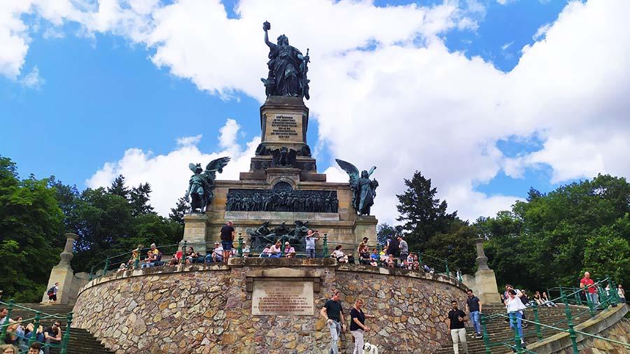 Visitar Niederwalddenkmal